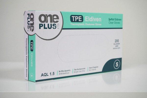 One Plus +1 Tek Kullanımlık TPE Eldiveni Üretici (1)