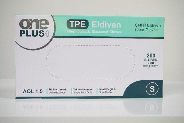 One Plus +1 Tek Kullanımlık TPE Eldiveni Üretici (3)