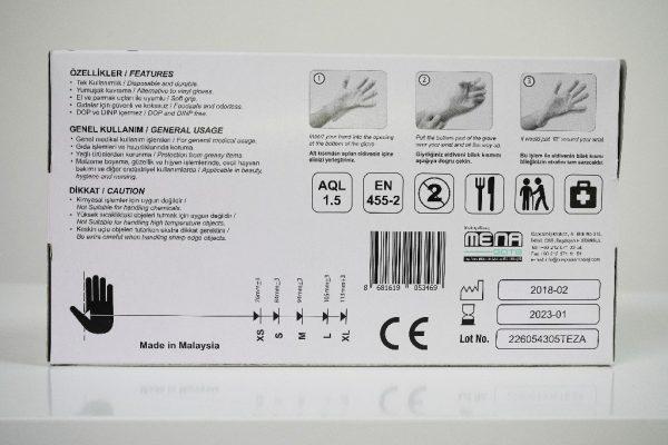One Plus +1 Tek Kullanımlık TPE Eldiveni Üretici (4)